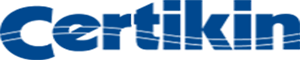Blue Certikin Logo