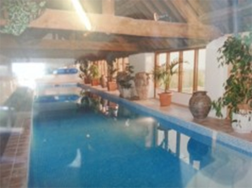 Indoor Swimming Pool in room