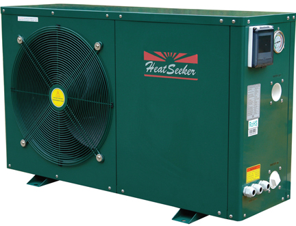 green heat pumps
