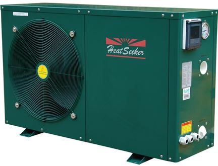 green heat pumps
