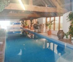 Indoor Swimming Pool in room 2